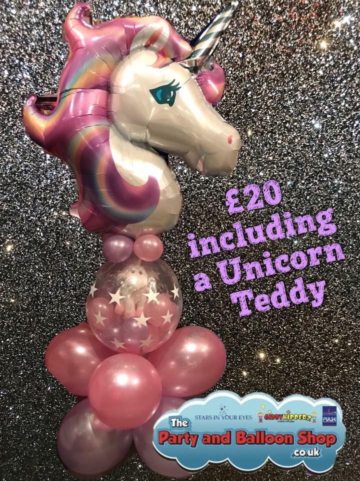 Unicorn Balloon Creation