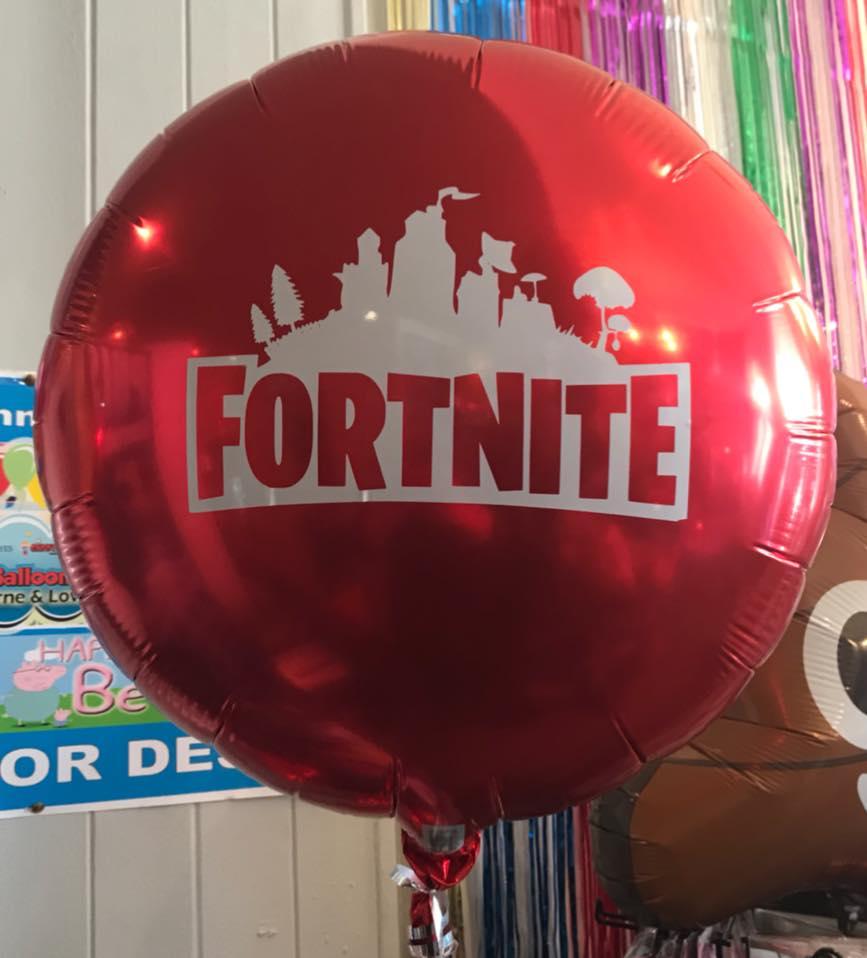 Fortnite ps4 balloons